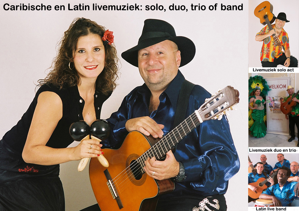 Swinged duo, latin muziek